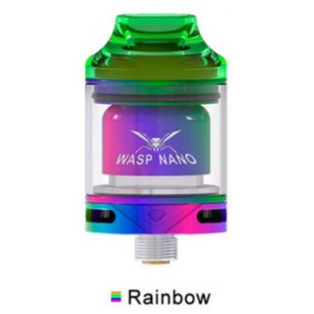 WASP NANO RTA RAINBOW - OUMIER