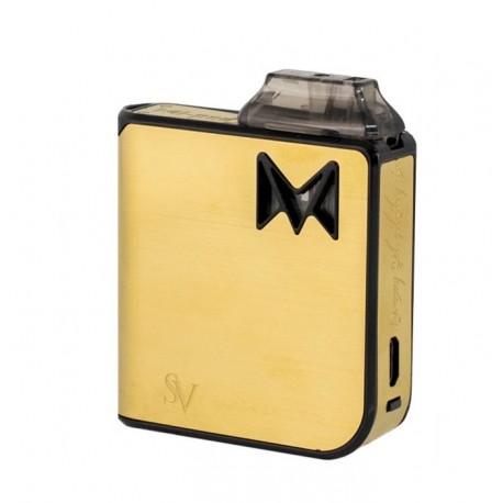 MI-POD METAL GOLD - SMOKING VAPOR
