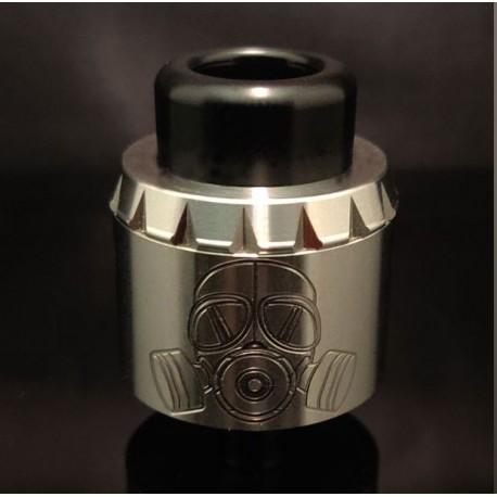 APOCALYPSE 25 V1 RDA - ARMAGEDDON MFG - Stainless Steel