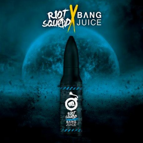 RIOT SQUAD X BANG JUICE LIMITED EDITION BLUEBERRY ALLIANCE 50ml