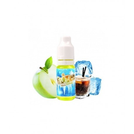COLA, MANZANA 10ML 0MG - FRUIZEE