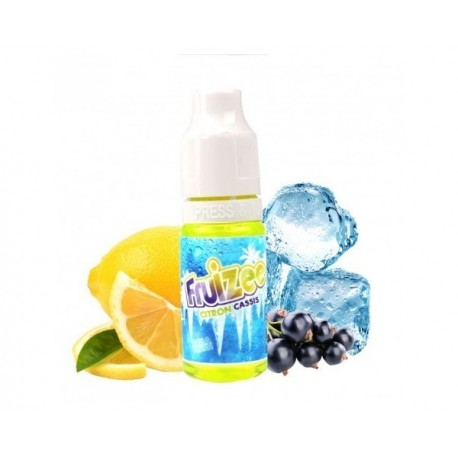 LIMON GROSELLA NEGRA 10ML 0MG - FRUIZEE
