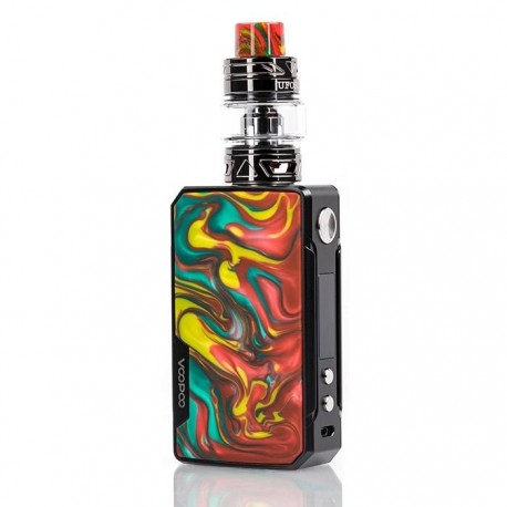 DRAG 2 177W TC KIT FIRE CLOUD - VOOPOO