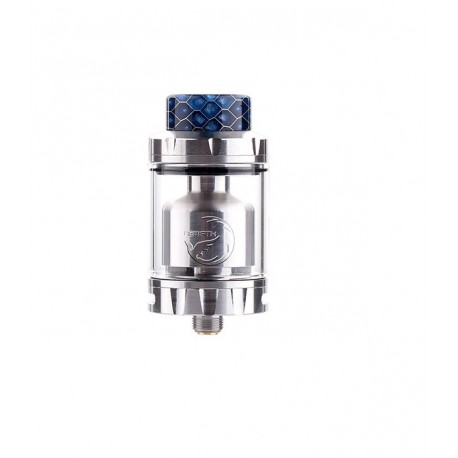 REBIRTH RTA 2/5ML 25MM SS - HELLVAPE
