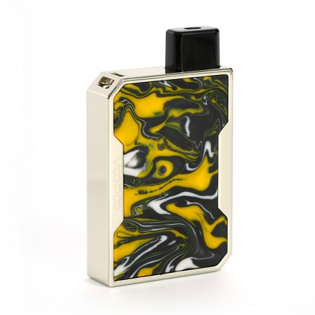 DRAG NANO POD KIT CEYLON YELLOW - VOOPOO