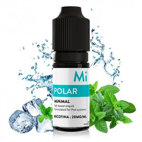 POLAR 10ML 20MG - MINIMAL SALTS