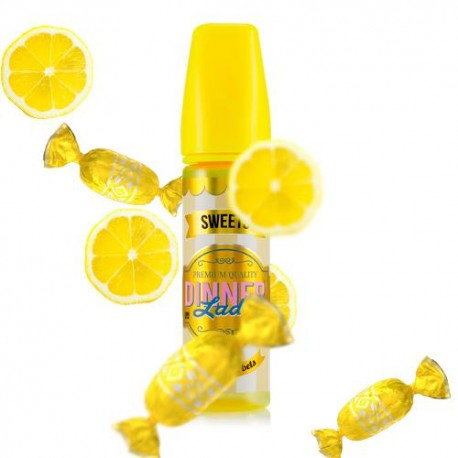SWEETS LEMON SHERBET 50ML - DINNER LADY