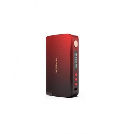 GEN 220W BLACK/RED - VAPORESSO