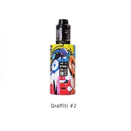 PUMA 200W + HAWK 24MM GRAFFITI 1 - VAPOR STORM