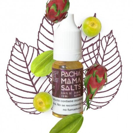 FUJI APPLE SALTS 20MG 10ML - PACHAMAMA