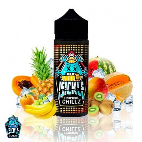 TROPICAL CHILLZ 100ML - ISICKLE