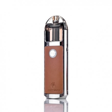 LYRA POD SILVER LEATHER - LOST VAPE