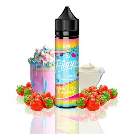 UNICORN FRAPPE 50ML - PANCAKE FACTORY