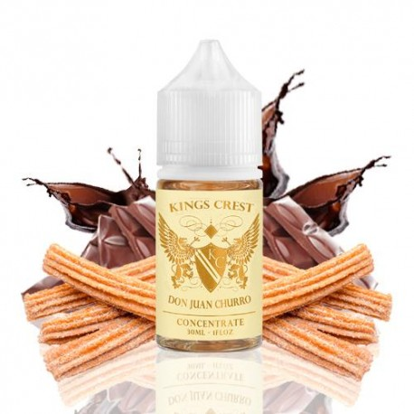 AROMA DON JUAN CHURRO - KINGS CREST