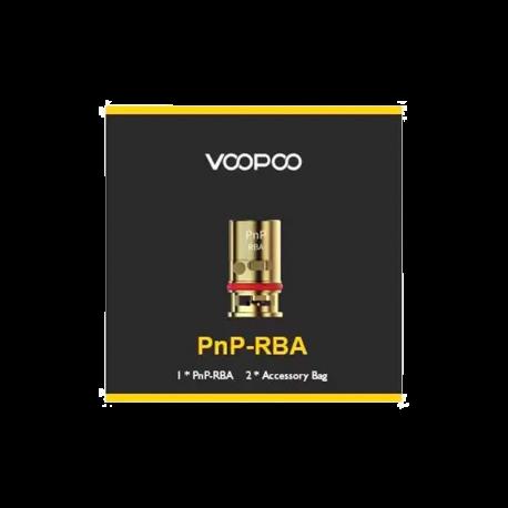 RBA VINCI / VINCI X - VOOPOO