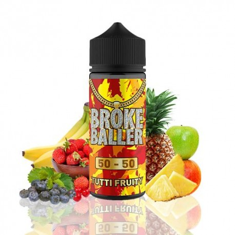 TUTTI FRUITY 80ML - BROKE BALLER