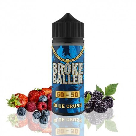 BLUE CRUSH 80ML - BROKE BALLER