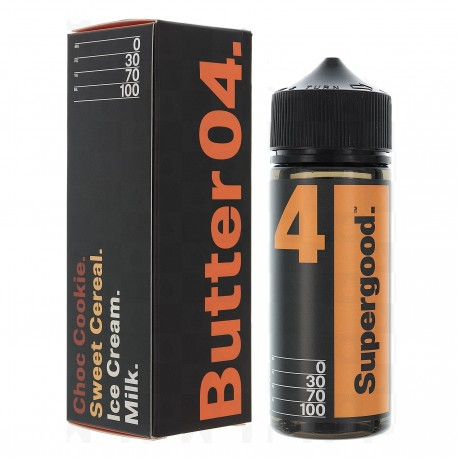 BUTTER 04 50ML - SUPERGOOD
