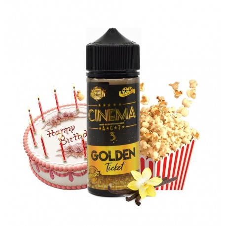 CINEMA ACT 3 100ml - CLOUDS OF ICARUS