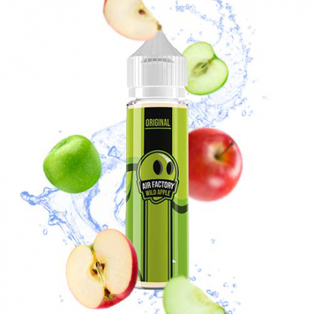 WILD APPLE 50ML - AIR FACTORY