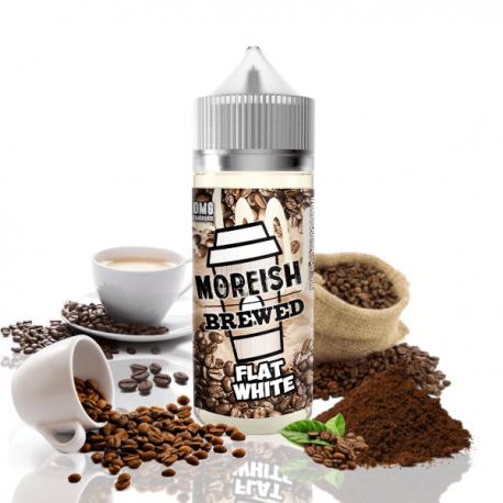 FLAT WHITE 100ML - MOREISH BREWED