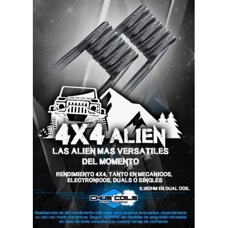 ALIEN 4X4 FULL NI80 - CHUSCOILS