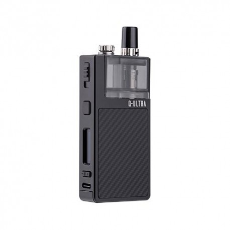 ORION Q-ULTRA KIT CARBON FIBER BLACK - LOST VAPE
