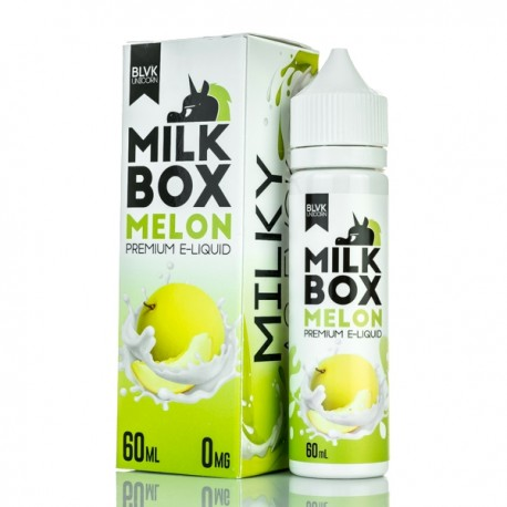 MILK BOX MELON 50ML - BLVK