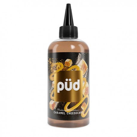 CARAMEL CHEESECAKE 200ML - PUDDING & DECADENCE