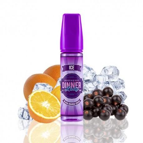 Black Orange Crush 50ml - Dinner Lady Summer