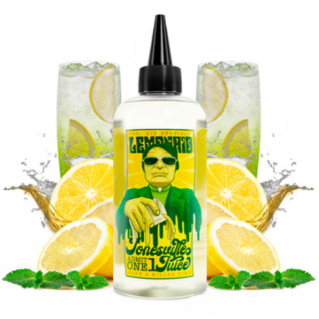 LEMONAID 200ML - JONESVILLES JUICE by JOE'S JUICE