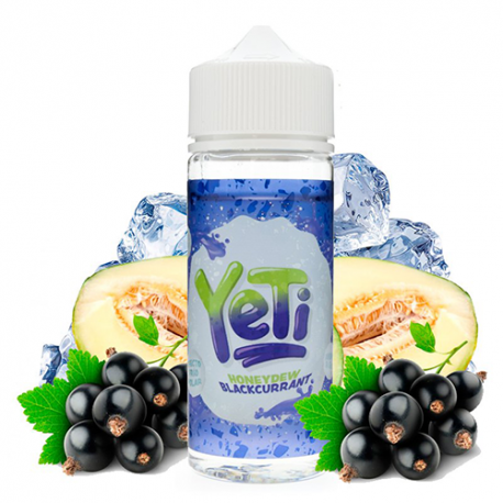 HONEYDEW BLACKCURRANT 100ML - YETI ELIQUIDS