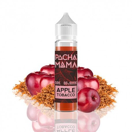 APPLE TOBACOO 50ml - PACHAMAMA SUBOHM