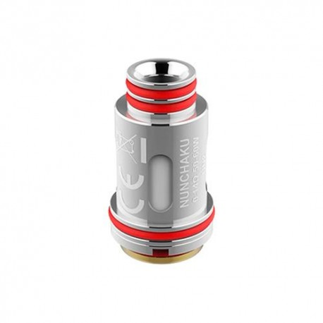 RESISTENCIA NUNCHAKU UN2 Meshed-H 0.14 OHM - UWELL