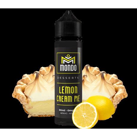 LEMON CREAM PIE 50ML - MONDO