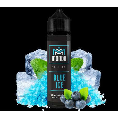 BLUE ICE 50ML - MONDO ELIQUIDS