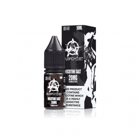 BLACK 10ML 10MG - ANARCHIST