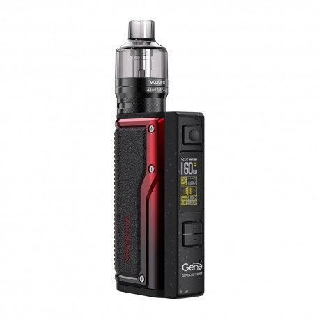 ARGUS GT KIT BLACK & RED - VOOPOO