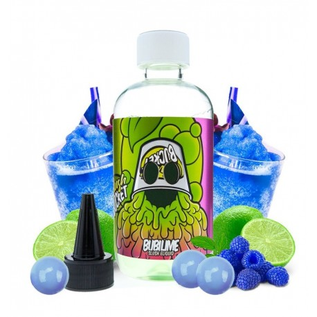 BUBILIME 200ML - SLUSH BUCKET by JOE'S JUICE