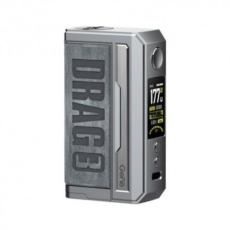 DRAG 3 177W SMOKY GREY - VOOPOO