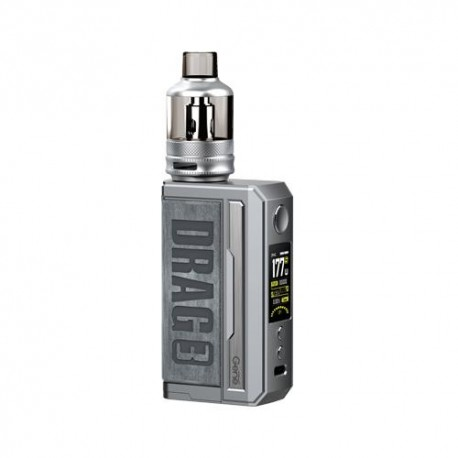 DRAG 3 KIT SMOKY GREY - VOOPOO
