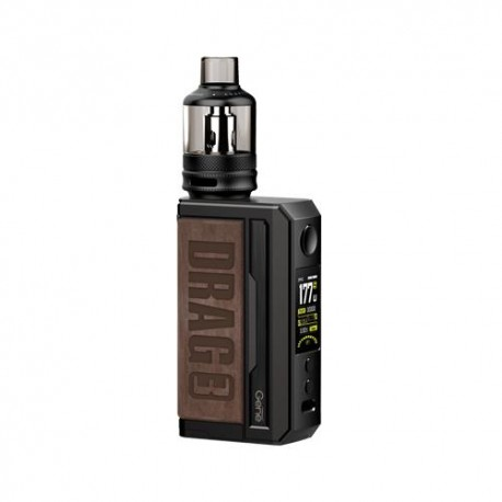 DRAG 3 KIT SANDY BROWN - VOOPOO