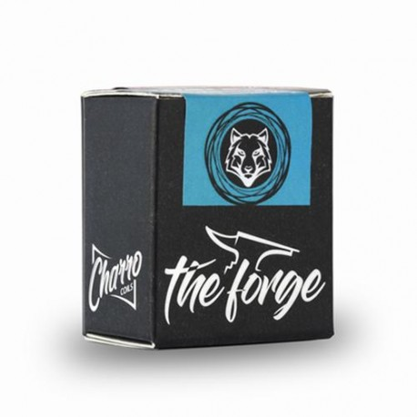 WHITE WOLF  OHM - THE FORGE by CHARROCOILS