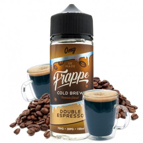DOUBLE ESPRESSO 100ML - FRAPPE