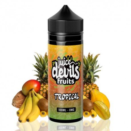 TROPICAL 100ML - JUICE DEVILS FRUITS