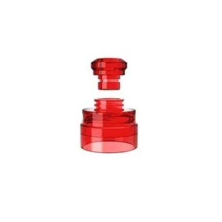 COLORFULL CAP CLAYMORE RDA RED - YACHT VAPE