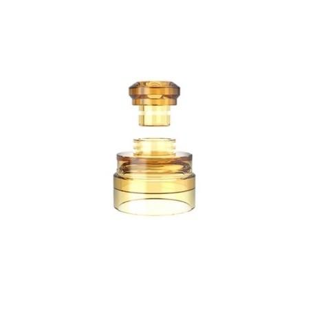 COLORFULL CAP CLAYMORE RDA AMBER - YACHT VAPE