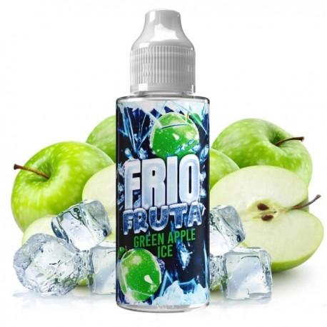 GREEN APPLE ICE 100ML - FRIO FRUTA