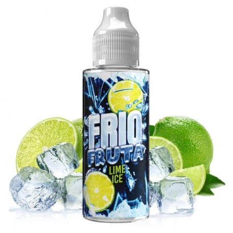 LIME ICE 100ML - FRIO FRUTA