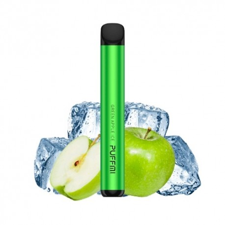 DESECHABLE TX500 PUFFMI GREEN APPLE 20MG - VAPORESSO